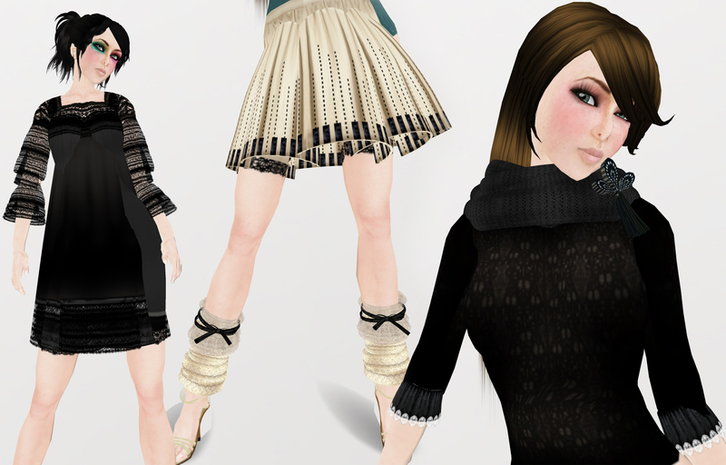 New World Notes Ophelia S Gaze 10 Second Life Fashion Designers Who Should Get Real
